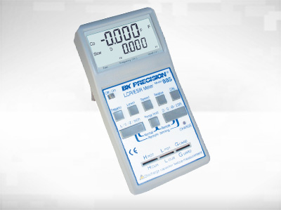synthesized in circuit lcr esr meters models 885 \u0026 886