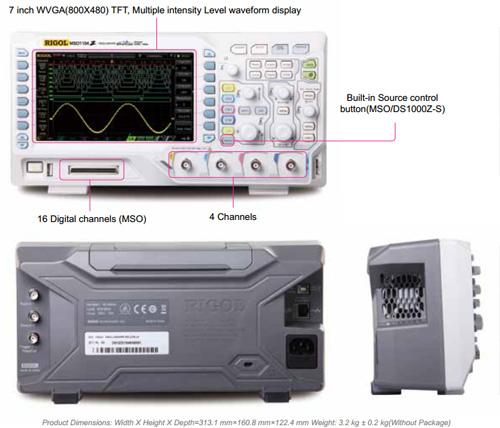 DS1000Z-series
