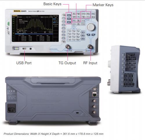 DSA815-1.5-GHz-Spectrum-Analyzer