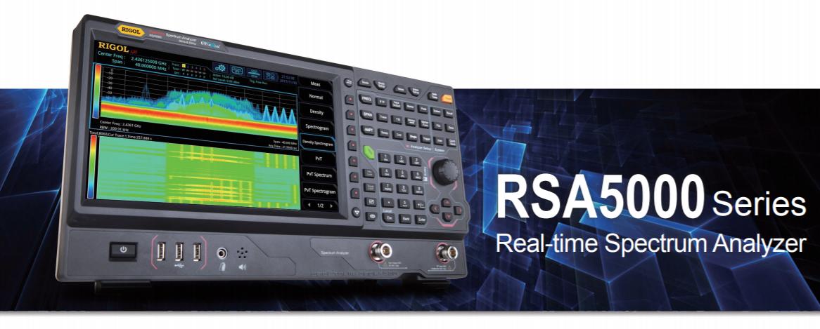 RSA5000-Series-Real-time-Spectrum-Analyzer