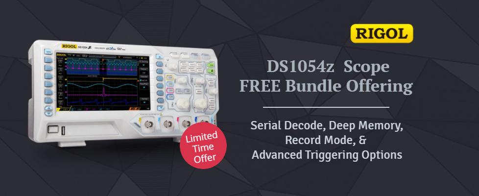 DS1054z Scope